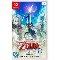 Nintendo 任天堂 《塞尔达传说 御天之剑HD》中文版游戏