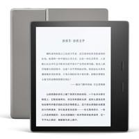 Amazon 亚马逊 Kindle Oasis 7英寸墨水屏电子书阅读器 WiFI网络 32GB 银灰色