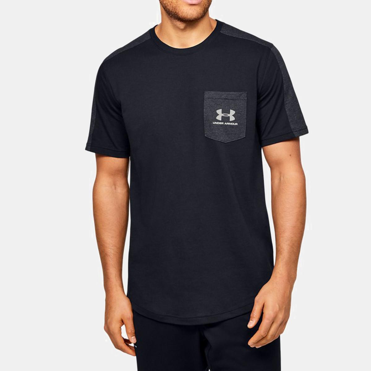 UNDER ARMOUR 安德玛 Sportstyle 1351572 男子训练运动T恤