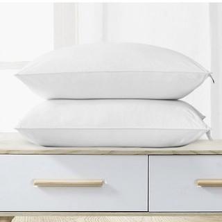 GOME 国美 樵纪欧式羽丝绒柔软舒适枕芯40*60cm 1对2只