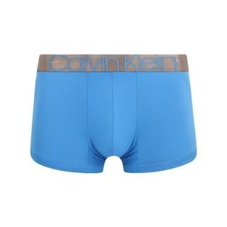 Calvin Klein 卡尔文·克莱 男士平角内裤 NB2540_1 蓝色 S