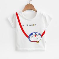 京东PLUS会员 : 拥抱熊 儿童短袖t恤