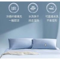 YANXUAN 网易严选 冰能科技枕套 1对装