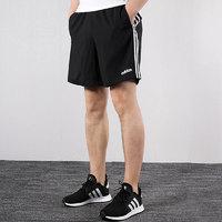 adidas 阿迪达斯 E 3S SHRT FT 男子休闲短裤 DU7830 FP7423
