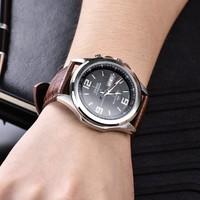 CASIO 卡西欧 手表指针系列时尚简约商务LED石英男士手