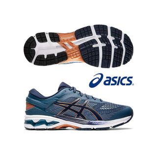 黑卡会员 : ASICS 亚瑟士 GEL-KAYANO26 男士厚底缓震跑鞋