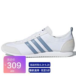 adidas 阿迪达斯 ADIDAS NEO 男子 运动休闲系列 VS JOG 运动 休闲鞋 DB0466 42码 UK8码