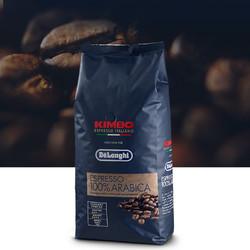 到手2包)Delonghi 德龙 KIMBO阿拉比卡进口咖啡豆1000g
