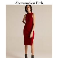 Abercrombie&Fitch女装 中长款无袖针织连衣裙 308103-1 0 M/170