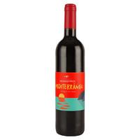 MARQUES DE LA CONCORDIA 康科帝亚 地中海 干红葡萄酒  750ml