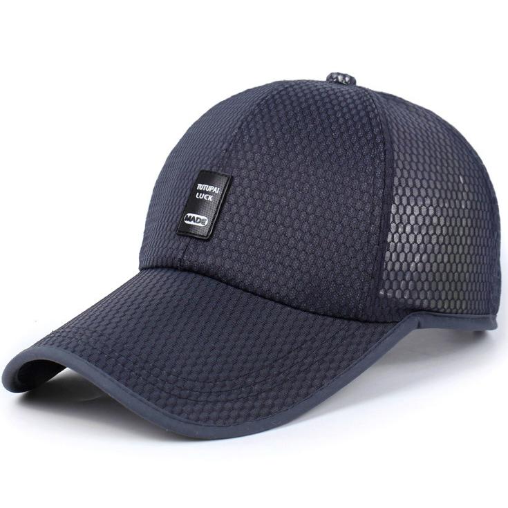 PIAOSIFANG 飘丝纺 男士棒球帽 PSF16X-129 藏蓝色