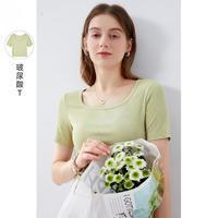 3COLOUR 三彩 D362L2016Z2033 女士短袖上衣