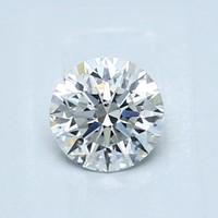Blue Nile 0.71克拉圆形切割钻石理想切工 | G 级成色 | VS2 净度