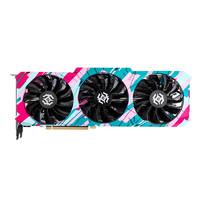 ZOTAC 索泰 GeForce RTX 3070Ti 8G6X X-GAMING OC 显卡 8GB