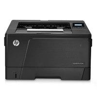 HP 惠普 M706n 黑白激光打印机 黑色