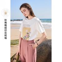3COLOUR 三彩 D362G6001Z1066 女士T恤