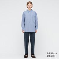 UNIQLO 优衣库 435241 男士宽松衬衫