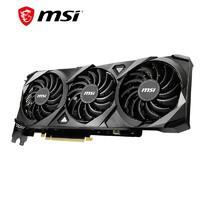 MSI 微星 万图师 GeForce RTX 3070 VENTUS 3X 8GB OC 显卡