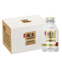 NONGFU SPRING 农夫山泉 炭仌咖啡 无蔗糖拿铁 270ml*6瓶
