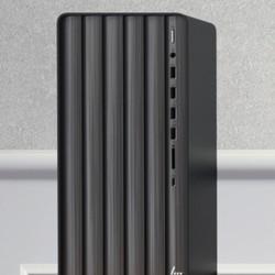 HP 惠普 ENVY TE01 游戏台式机主机(i5-11400F、16GB、256GB+ 1TB、RTX3060)