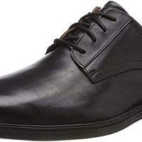 Clarks Un Aldric Lace 男式皮鞋 德比鞋 40