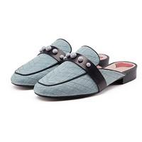 tigrisso 蹀愫 TA10122-51A0K 女士拖鞋