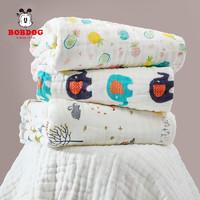 BoBDoG 巴布豆 儿童浴巾