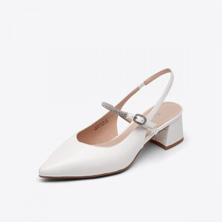 Kiss Kitty SA21418-10B0K 女士水钻一字式凉鞋