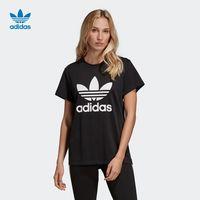 adidas 阿迪达斯 DX2323 女款运动T恤