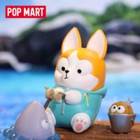 POP MART 泡泡玛特 COOGI柯基小岛探险记系列 盲盒