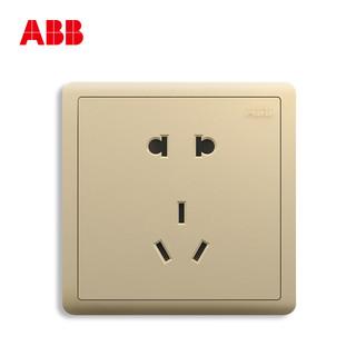 ABB AO205-CG 开关插座 五孔