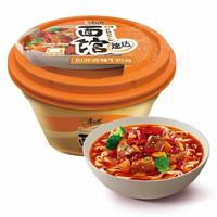 康师傅 速达面馆系列 招牌香辣牛肉面 231g