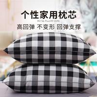 meijiahuating 美珈华庭 学生枕 纯洁白 1只装