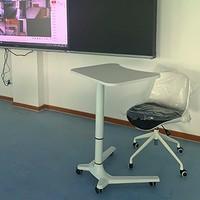 ProiTable 谱乐 可移动升降桌 纯白色
