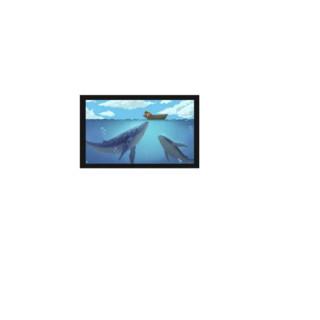 HUACAI 华彩 HC2101A 21英寸 显示器(1280x960、60Hz)