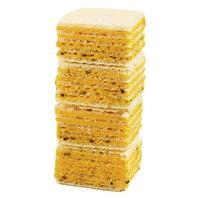 BOOHEE 薄荷健康 高纤奇亚籽 威化饼干 豆乳味 112g