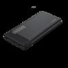 J.ZAO 京东京造 JP207 移动电源 黑色 10000mAh USB-A 10W