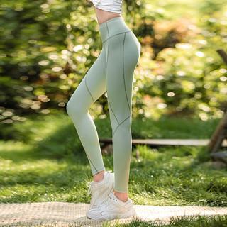 SYLPHLIKE LOLI 暴走的萝莉 LLCK03221 女款瑜伽健身裤