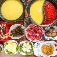那都不是锅港式打边炉  上海世博店  3-4人套餐