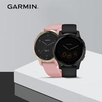 GARMIN 佳明 Garmin佳明Active s户外运动手表旗舰多功能Wifi智能心率跑步腕表(魔力黑 小码)