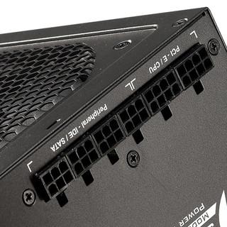 seasonic 海韵 G-650 金牌(90%) 半模组电脑电源 650W