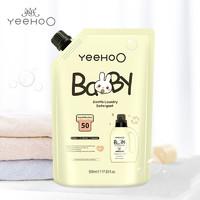 YEEHOO 英氏 婴儿洗衣液 500ml