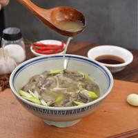 月盛斋 白汤羊杂 低温熟食200g 清真美味 老字号 经典传承