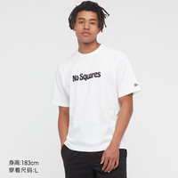 UNIQLO 优衣库 434385 男士T恤