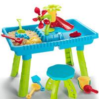 Temi 糖米 儿童沙滩玩具桌