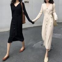 TONLION 唐狮 62542FC0104483901 女士连衣裙