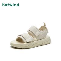 hotwind 热风 H065W16202 女士凉鞋