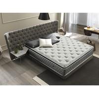 AIRLAND 雅兰 希尔顿总统版 5星酒店总统房款 银离子抗菌面料乳胶床垫 1.8m