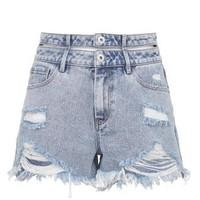 26日10点:ONLY 121243003 女士牛仔短裤