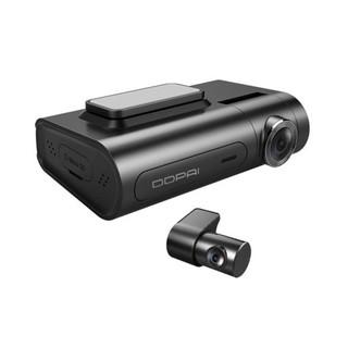 PLUS会员 : DDPAI 盯盯拍 X系列 X2S Pro 行车记录仪 双镜头 亮黑色